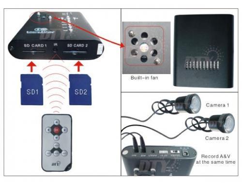 Скрытая установка видеорегистратора в автомобиле