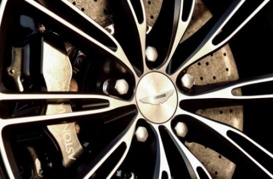 Aston Martin DB9 колёса