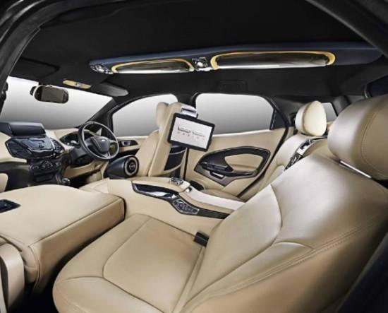 Ford EcoSport передние кресла
