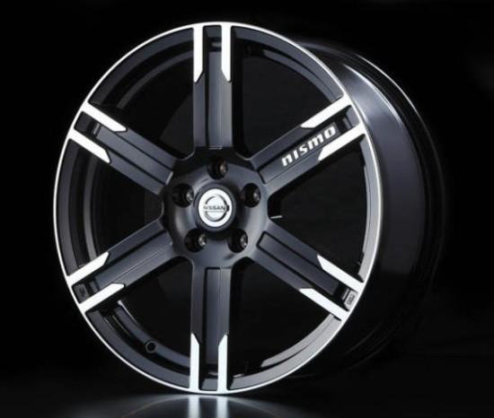 Колёсные диски Nissan Elgrand
