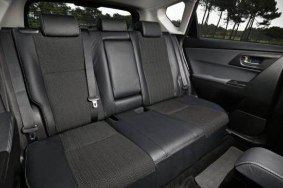 Кресла Toyota Auris