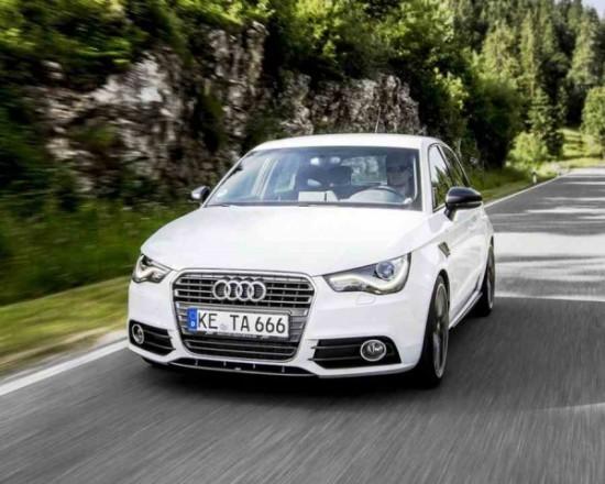 Тюнинг Audi A1 Sportback