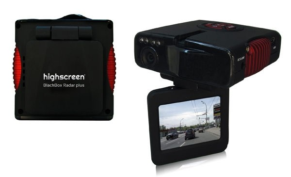 Highscreen Black Box Radar Plus