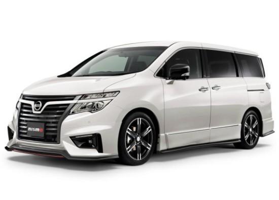 Nissan Elgrand (E52)