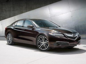 Acura TLX п