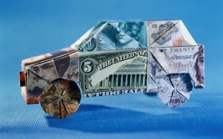 автокредиты в 2012 году