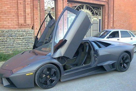 Lamborghini Reventon из президентского кортежа