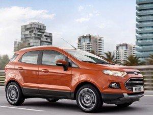 паркетник Ford Ecosport