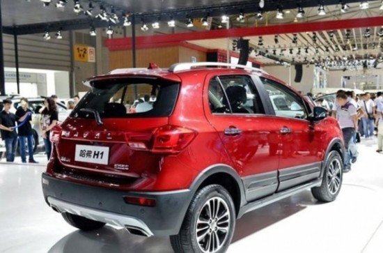 Кроссовер Great Wall Haval H1