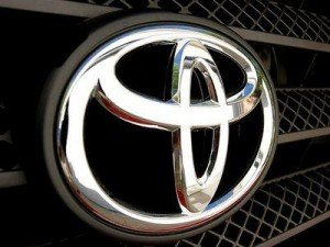 Toyota повысила цены
