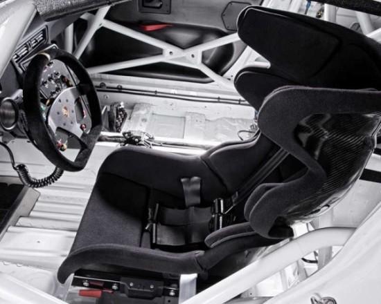 Porsche 911 GT3 фото салона