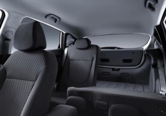 Hyundai Solaris фото салона