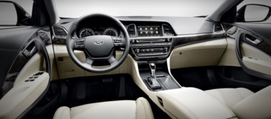 Hyundai Aslan фото салона