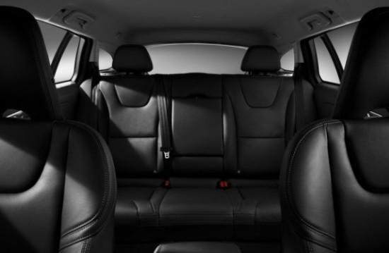 Volvo V60 сиденья