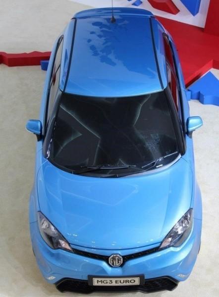 компакт-кар MG 3 2014
