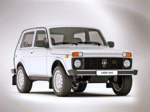 внедорожник Lada 4х4