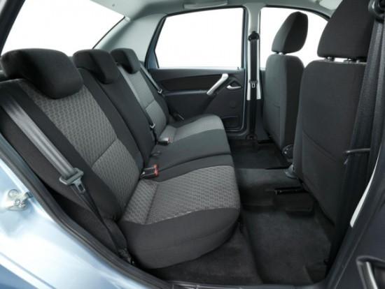 Datsun On-DO Задние сиденья