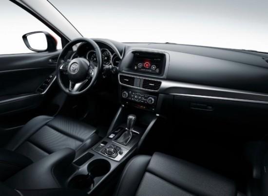 Mazda CX-5 фото салона