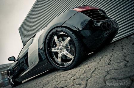 Audi R8 Колёса