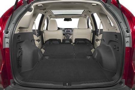 Honda CR-V багажное отделение