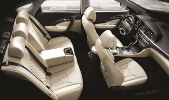 Hyundai Aslan фото сиденья