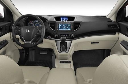 Honda CR-V фото салона