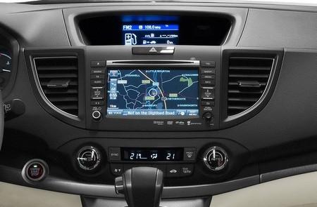 Honda CR-V навигатор