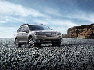 В 2015-м Subaru привезет в Россию новинки