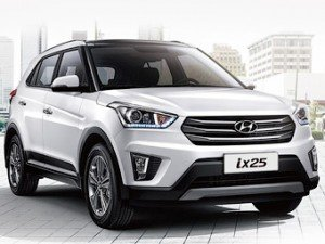 кроссовер Hyundai ix25