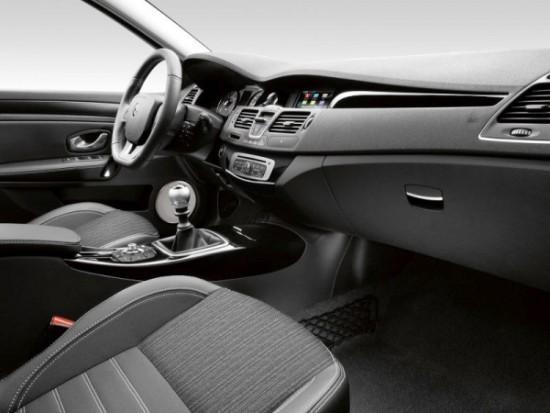 Renault Laguna 2014 фото салона