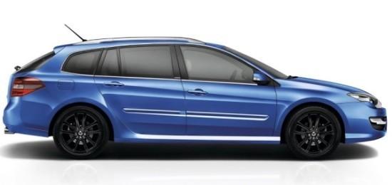 Renault Laguna 2014 синий