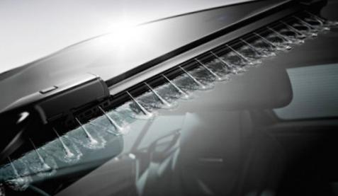 «дворники» от Mercedes-Benz
