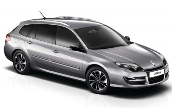 Renault Laguna 2014 фото сбоку