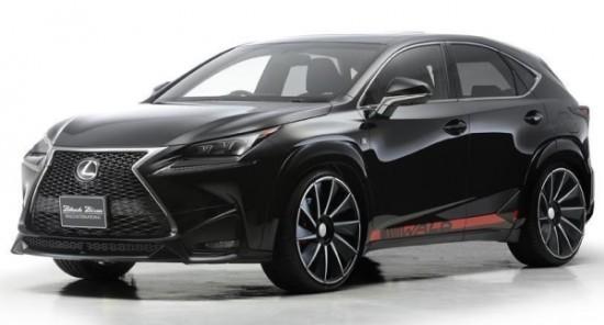 Lexus NX 2015