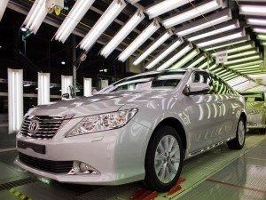 Toyota планирует построить новый завод