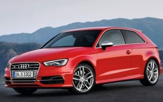 хетчбэк Audi S3