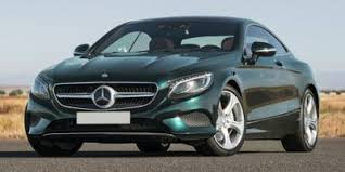 Mercedes-Benz S Class Coupe 2015