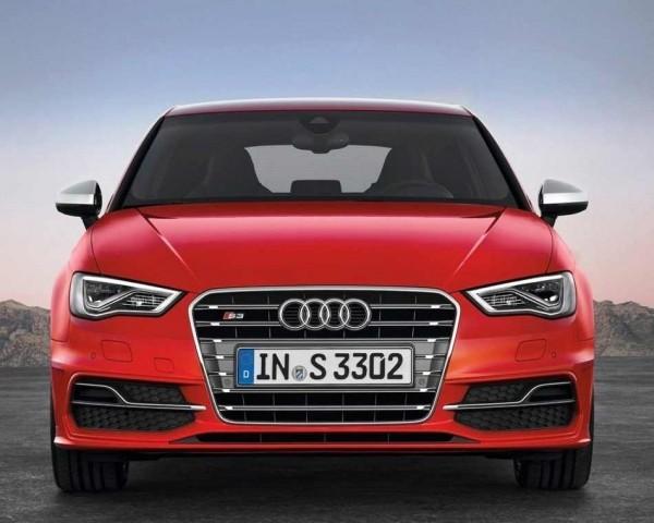 3-дверный хетчбэк Audi S3