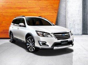 Subaru Exiga Crossover