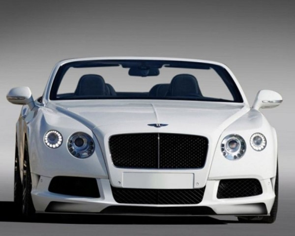 Bentley Continental GTC 2012 от Imperium