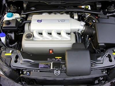 двигатель Volvo C90
