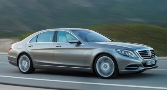 Mercedes S-Class (W222)