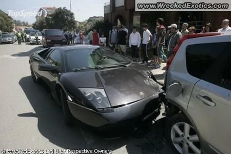 разбитые спорткары 3