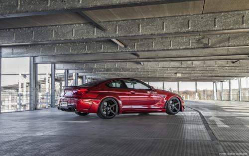BMW M6 фото сбоку