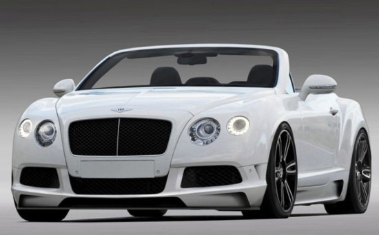 Тюнинг Bentley Continental GTC