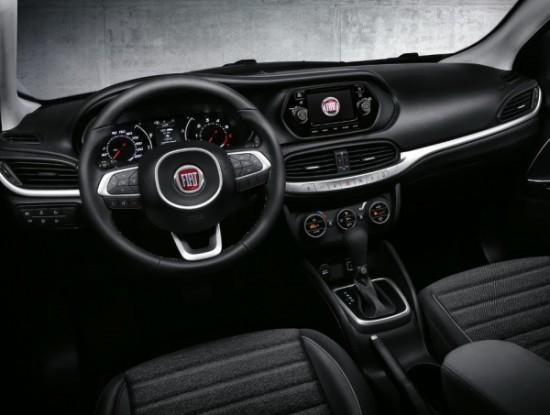 Fiat Aegea фото салона