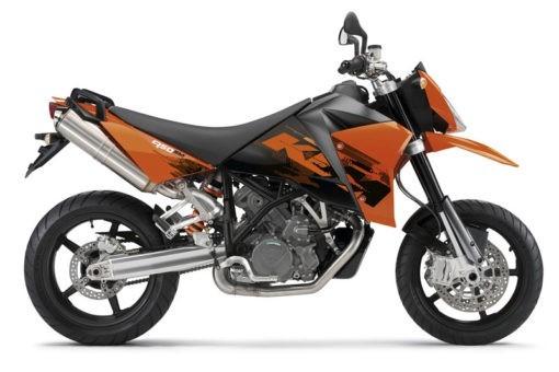 Три основных типа мотоциклов