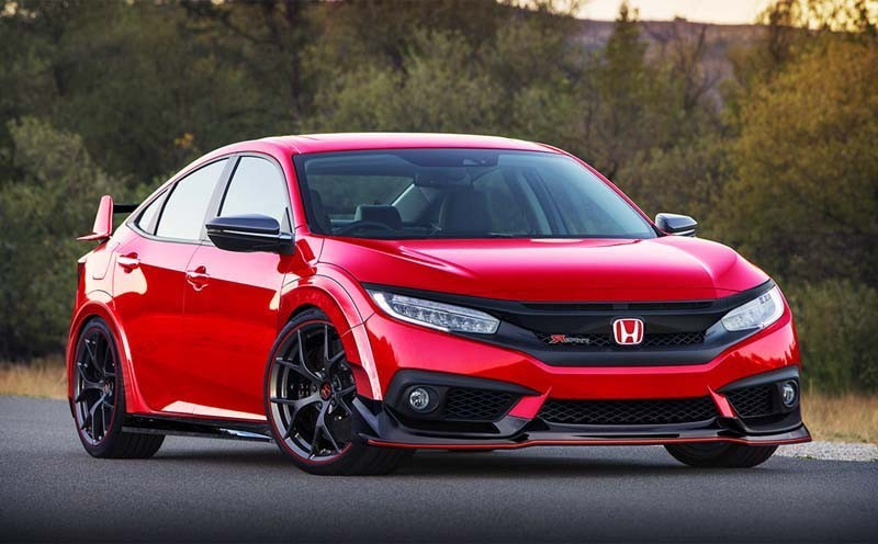 honda civic type r 2018 my auto. Black Bedroom Furniture Sets. Home Design Ideas