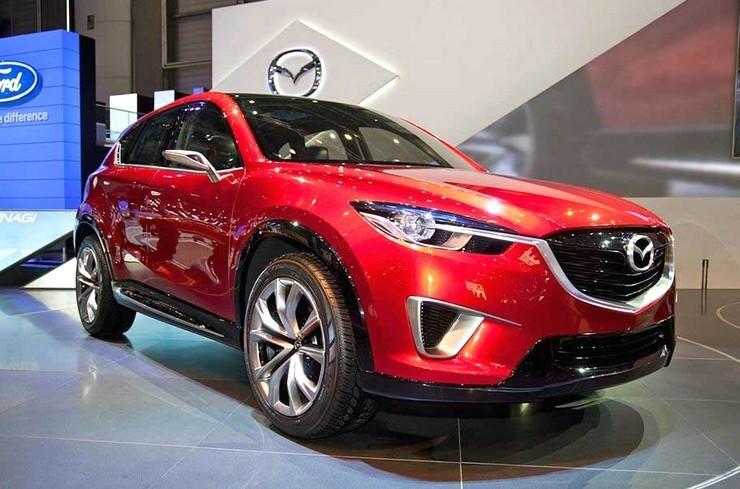 Mazda CX-5 2017–2018