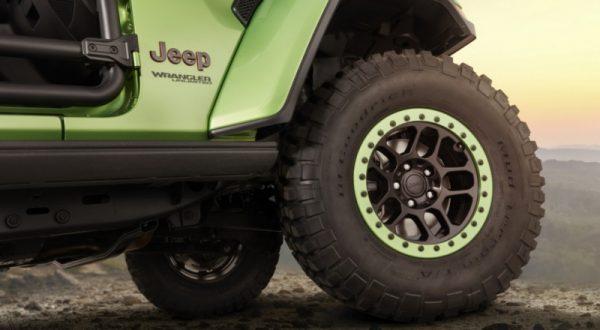 Новый Jeep